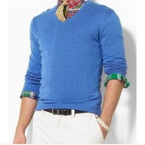 Men's autumn and winter sweater new warm base knitwear men's long sleeves with men's sweater jacket