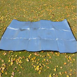 Outdoor Camping Pad waterproof Aluminum Foil EVA Mat Sleeping Picnic Beach Sandbeach Mat