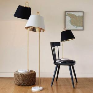 Простой современный рыболовный Торшер Nordic Вертикальный свет стол American Living Room ночники номер Креативный светодиодный Lamparas
