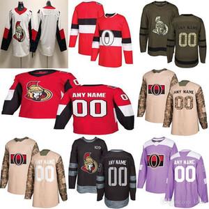 2019 Новости Оттава Сенаторз хоккей кофта различные стили мужчины пользовательские любое имя любое количество хоккей Джерси