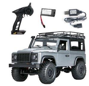 NOVO MN99s 4WD em larga escala de quatro rodas motrizes RC Car 1/12 Scale Defender elétrica Controle Remoto Toy Car para o menino de presente com luzes LED