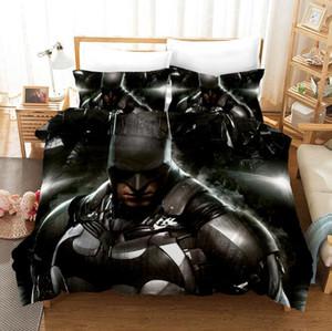 배트맨 조커 3D 인쇄 된 침구 이불 커버 3 갤러리 이불 커버 고품질 침구 침구 홈 섬유 용품 세트 설정