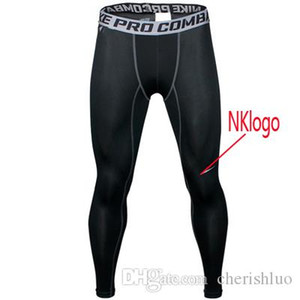 2020 hommes d'origine NK combat pro Athletic compression maigre formation de basket-ball Legging course gymnase piste remise en forme de pantalon serré sport