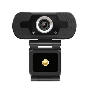 HD 1080P Mini Webcam Caméra Web intégrée USB Caméra Microphone broadcast en direct vidéo RecorderOnline leçon Home Office Essentials Retail box