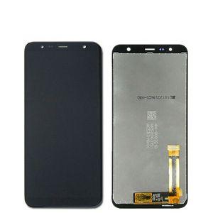Samsung Galaxy J6 Artı 2018 J610 J610G J610G / DS Yedek Parçaları Siyah İçin 6.0 inç LCD Ekran