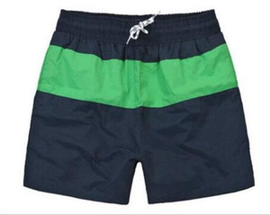 Summer Men Short Pants Brand Clothing Swimwear Nylon Men Brand Beach Shorts Small horse Swim Wear Board Shorts
