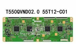 100% TEST Logic T-CON Board Para T550QVD02.0 Ctrl BD 55T12-C02 / C01