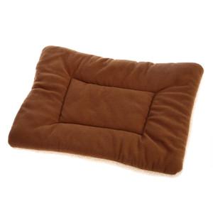 Pet Puppy Dog Bed Mat Lindo Invierno Cálido Suave Felpa mascotas Casa Conejo Gato Perro almohadilla Esteras