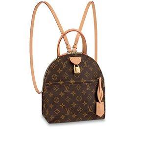 LVLOUISVUITTONPresbyopia Casual Brown Fashion Flap Luxury Backpack New backpack designer backpack handbag