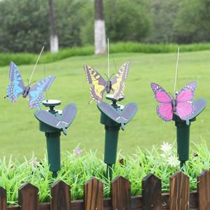 محاكاة الفراشة الشمسية الطائر الطنان لحزب عطلة حديقة الديكور في الهواء الطلق الفنون والحرف زخرفة جيد النوعية 7 8LL دد