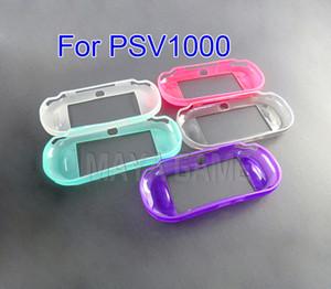 Funda de silicona para PSV1000 PSV 1000 piel PS VITA Caja protectora Accesorios delgada capa de gel de goma suave para 1000