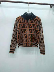 1029 2019 Herbst Pullover Rot Langarm Rundhalsausschnitt Schreiben Khaki Marke Same Stil Pullover Berühmtenart Pullover QIAN