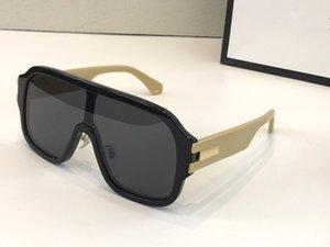 Популярные продажи 0663s дизайнерские солнцезащитные очки для женщин мужчин квадратная пластина полный кадр работы высокое качество 0663 мода леди щедрый стиль uv400 объектив