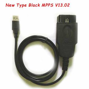 ECU programmatore SMPS MPPS V13 V13.02 K PUÒ lampeggiatore Chip Remap MPPS V13.02 OBD2 Car cavo diagnostico con multilingue