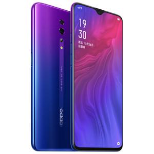 """OPPO originale Reno Z 4G LTE Cell Phone 8 Go de RAM 128Go ROM Helio P90 Octa base Android 6.4"""" Plein écran 48MP empreintes digitales visage ID Téléphone mobile"""