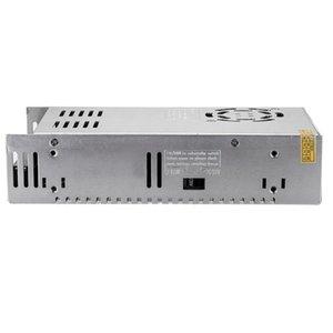 ABKT-AC110V 220V to DC12V 33A 400W Voltage Transformer Switch LED Strips Power Supply