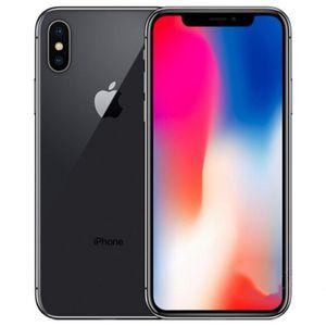 "Original Apple iPhone X NO Face ID 3GB RAM 64GB 256GB ROM 5,8"" IOS Hexa ядро 12.0MP Dual задняя камера разблокирована 4G LTE Восстановленное телефона"