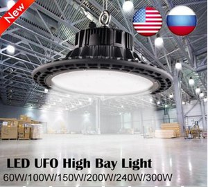 UFO Led High Bay 60W 100W 150W SMD3030 Reflector Led de Alta Potência Floodlight for Factory/Warehouse/Works Machine Lamp