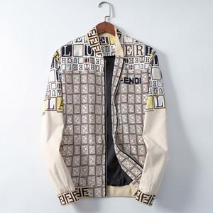 2020 Designer Top coat manteau crime marque veste denim haut de gamme de la mode manteau de cow-boy hip-hop loisir rue usé