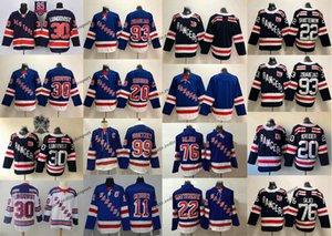 2019 Нью-Йорк Рейнджерс 30 Henrik Lundqvist 20 Chris Kreider 93 Mika Zibanejad 76 Brady Skjei 22 Kevin Shattenkirk 99 Gretzky Messier Трикотажные Изделия