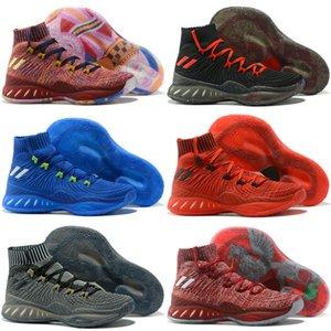 Vente Hot Casual !! Andrew Wiggins fou d'explosion Chaussures de haute qualité Chaussures Hommes Casual Taille 7-12
