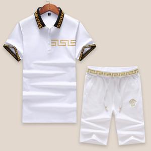 Международная мужская одежда высокого класса костюм футболка рубашка поло шорты Seiko вышивка