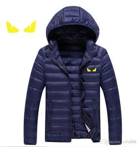 Venta al por mayor capa de la chaqueta de los hombres de otoño FD diseñador de las mujeres chaquetas con capucha de Deportes con la manga larga de la cremallera rompevientos Ropa para Hombres sudaderas