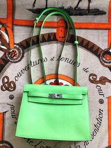 Atacado Original artesanal togo design azul, verde saco danse kelly, muitas cores com hardware prata e ouro para escolhido, entrega rápida