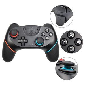 Controladores de jogos Bluetooth Remoto Controlador Sem Fio Gamepad Joypad Joystick para NDS Switch Pro Jogos Console