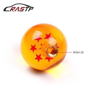 RASTP-Car Styling Auto Racing Dragon Gear Gear Shift Manopola 7 Star M10x1.5 discussione per TOYOTA HONDA RS-SFN042