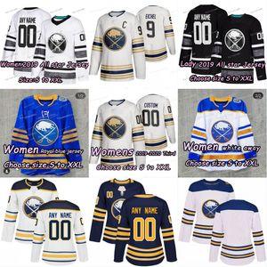 Donne Buffalo Sabres Royal Blue 50th Jack Eichel Jeff Skinner Ristolainen Dahlin Reinhart Okposo Pominville Vesey Miller Johansson Jersey