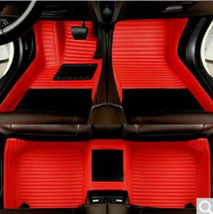 Por alfombra del piso del coche Toyota Camry 2006-2011 piso impermeable del coche del cojín Mat Alfombras no tóxico y sin olor