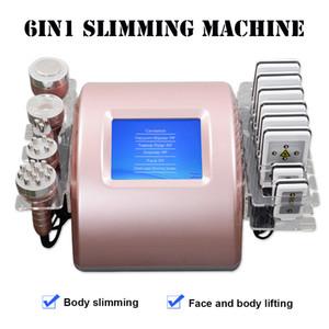 2,020 새로운 초음파 캐비테이션 장비 지방 흡입 기계 RF 피부 기계 진공 캐비테이션 슬리밍 기계 얼굴 리프팅 조여