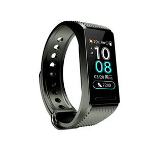 TD18 Smart Band Blood Pressure Measuring Activity Tracker Fitness Bracelet Waterproof Heart Rate Monitor Pedometer Smartband