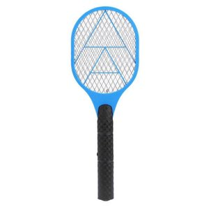 Batteries Electric Mosquito Swatter Anti Mosquito Fly Repellent Pest Rejecting Racket Bug Insect Repeller Trap Swatter Killer