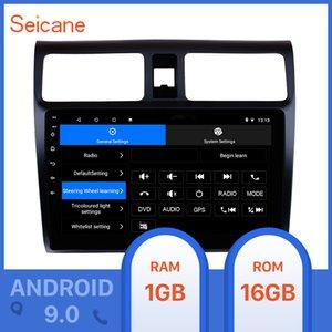 Seicane 2din 10.1inch Android 9.0 Auto GPS-Radio Stereo-Einheit-Spieler für das Jahr 2005 2006-2010 Swift Unterstützung Digital TV TPMS DVR Auto-DVD