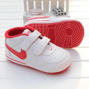 Мода PU кожа Детские мокасины новорожденных Детская обувь для малышей Кроссовки для малышей Infant Шпаргалка обувь мальчик девочка Первый Walkers