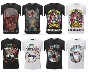 20S Mens Designer T Shirts Multiple Changeable Eye Printing Large Size Cotton Fashion Trend Breathable Style T Shirts#02
