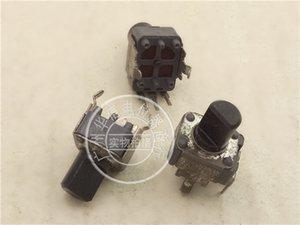 Two Hand Japan Alps 09 Type Vertical Single Lian Potentiometer B10k A10k Handle Long 8mmf 103b 103a