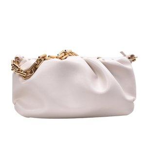 2020 summer new bag fashion women's bag fashion cross-body one shoulder handheld armpit