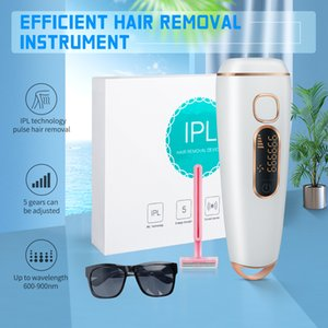 Approved 2020 IpL Laser Hair Removal Portable Integrated Permanent Painless Hair Removal Instrument For Home Use