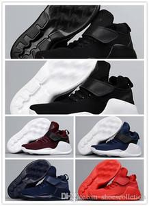 جميع الأسود أطفال kwazi مصمم أحذية الأطفال بنين بنات أحذية كرة السلة zapatos الشقي السامي الأعلى الجري رياضة حجم Eu28-35