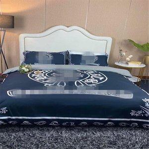 Designer Hot Style Classic Bedding Sets High Quality Duvet Cover Warm Soft Bedding Set Free Shipping