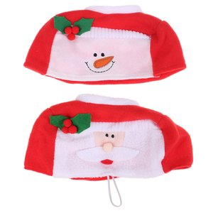 1pcs Merry Christmas Santa Claus Snowman Tissue Box Cover Table Decor Christmas Decorations for Home New Year Decoration