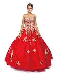 Robes de soirée Élégantes Quinceanera Dancing Queen bretelles Déesse robe de bal Quinceanera Robes de Fiesta
