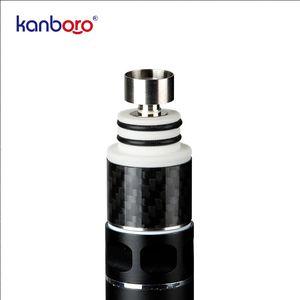 Kanboro 510 V3 rig prego substituição da bobina bacia Prego 14 milímetros de vidro de água Pedaço Pipe Tube Bong Dabber