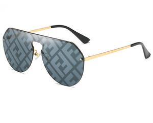 Groß- und Kleinhandel FF Designer-Sonnenbrillen für Männer Frauen arbeiten Sonnenbrille der Frauen der Männer Glas-Sonnenbrille freies Verschiffen