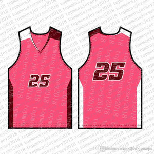 Top Mens Stickerei Logos Jersey Freies Verschiffen billig nennen Großhandel Jede beliebige Anzahl Custom Basketball Jerseys cccc