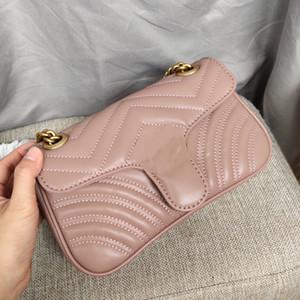 Мода Love heart V Wave Pattern ранец дизайнерская сумка через плечо цепочка сумка роскошный кроссбоди кошелек Леди Tote сумки 23см 26см 32см сумки