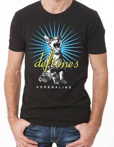 Deftones wie Linus 1993 Adrenaline Album Cover Spitzen T Shirt 11 Farben 8 Größen T-Shirt